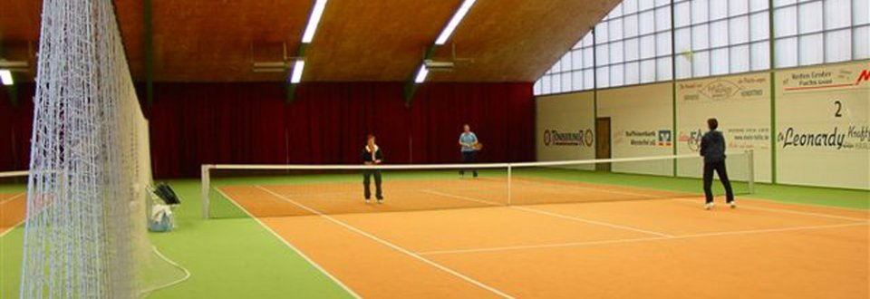 Tennis - Pension Islekhöhe Eifel